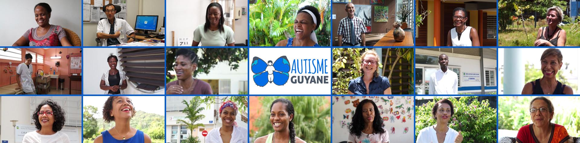 Trombinoscope des professionnels de santé en Guyane